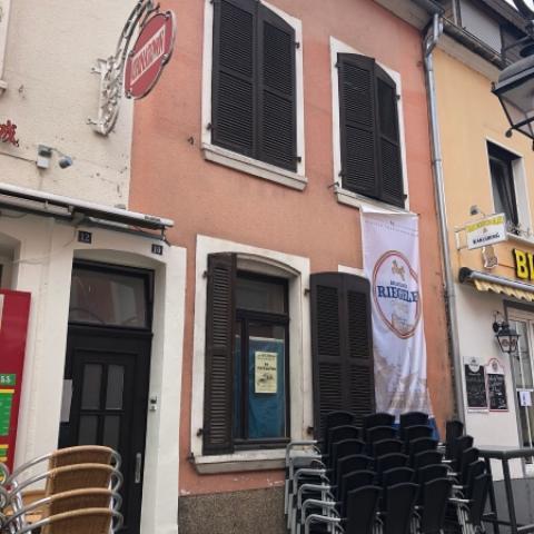 Wohn/Geschäftshaus in Saarlouis Alstadt