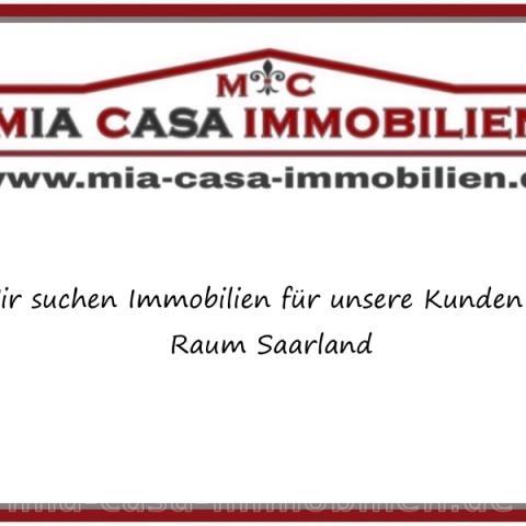 Wir suchen Immobilien im Saarland