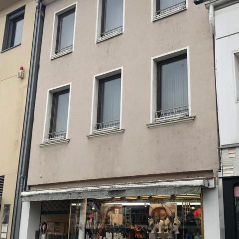Wohnu und Geschäftshaus in Zentrum Saarlouis