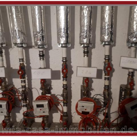 Gas und Wasserzähler
