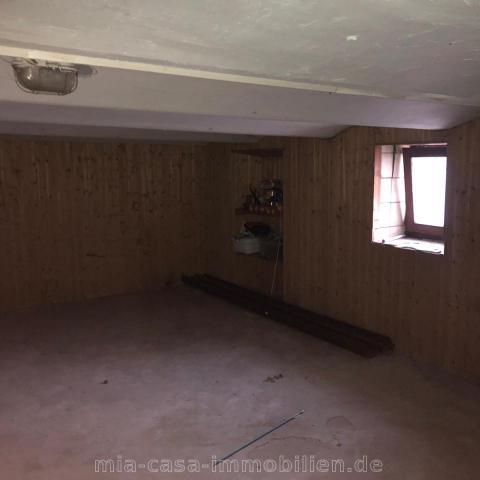Der Keller der Immobilie