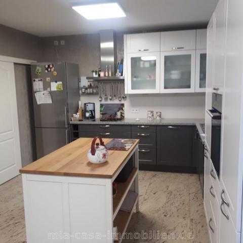 Die Küche der Immobilie