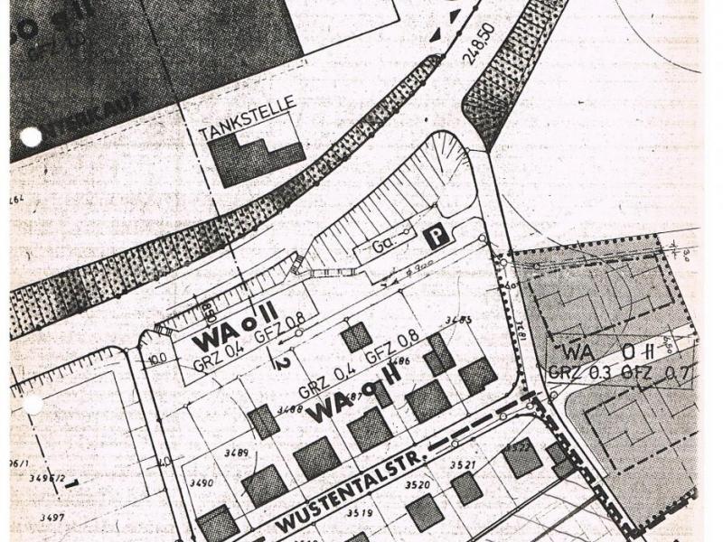 Großes Grundstück in Homburg Einöd